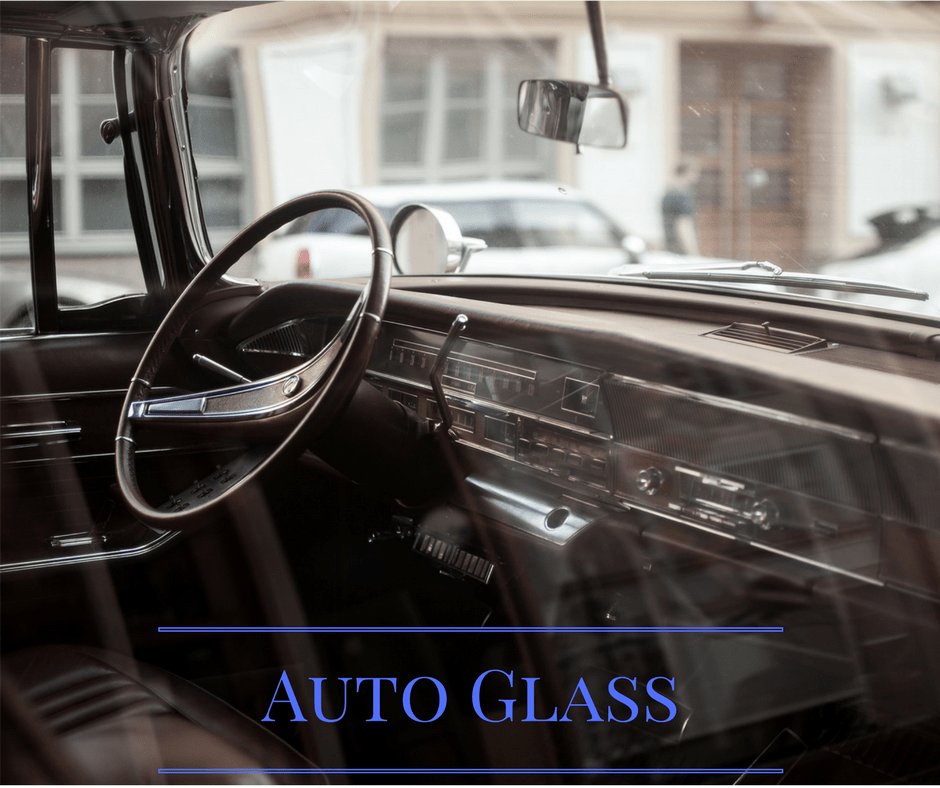 Auto Glass Repairs, Replacement and Tinting